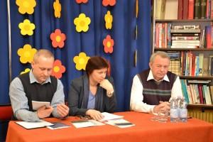 Jakub Pokojowczyk, Maria Duszka i Adam Wiśniewski