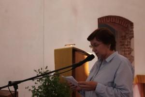 Maria Duszka w Wilnie