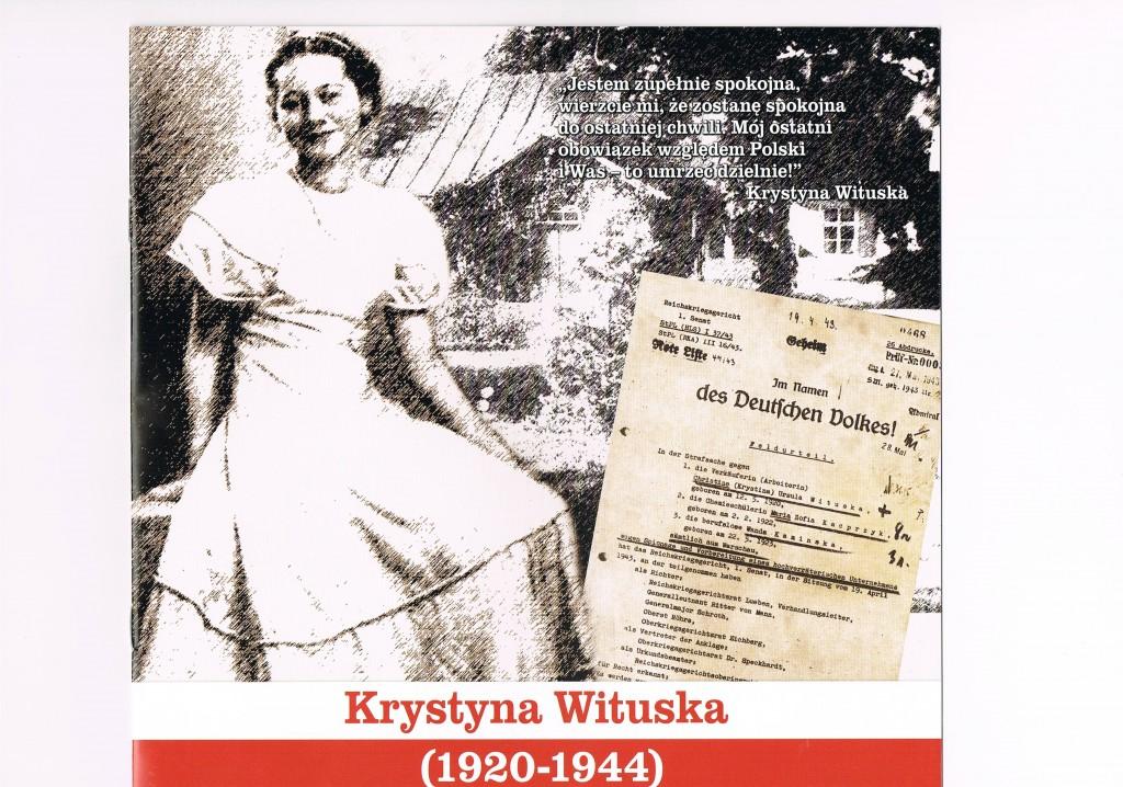 Krystyna Wituska z Małynia