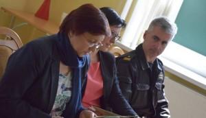 Głośne czytanie dzieciom w Bibliotece Pedagogicznejw Sieradzu - 8.05. 2017, fot. Paweł Gołąb
