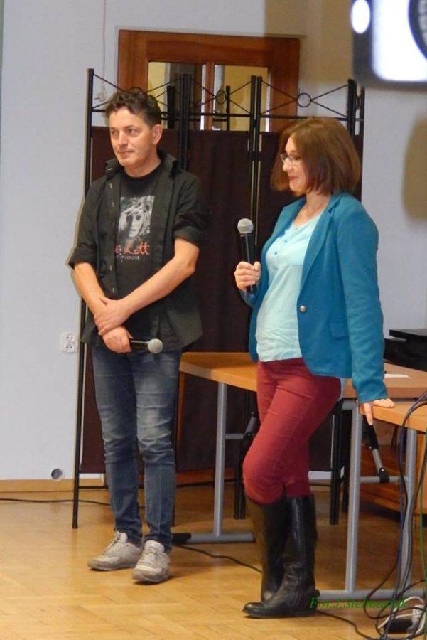 Kamila Klimczak i Piotr Spottek; fot. Jolanta Stelmasiak