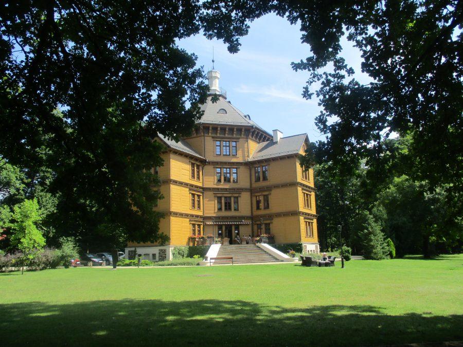 Pałac Książąt Radziwiłłów w Antoninie, fot. Maria Duszka
